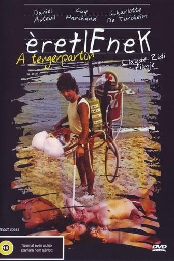 Poster of Éretlenek a tengerparton