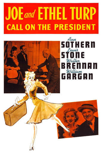 Poster of Joe and Ethel Turp Call on the President