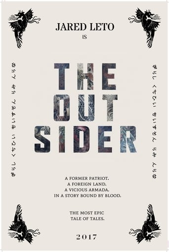 Poster of The Outsider fragman