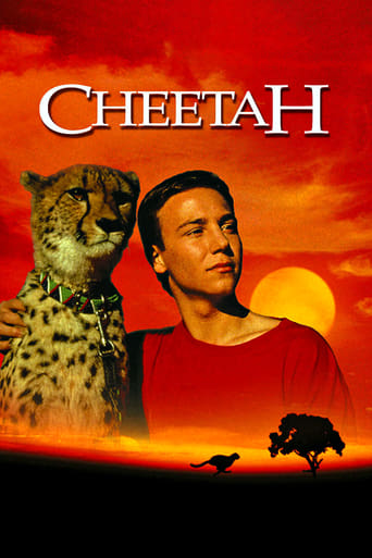 Poster of Cheetah