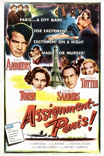 Poster of Assignment: Paris