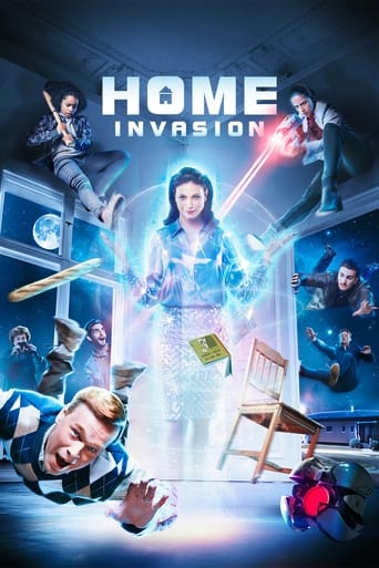Home Invasion Poster