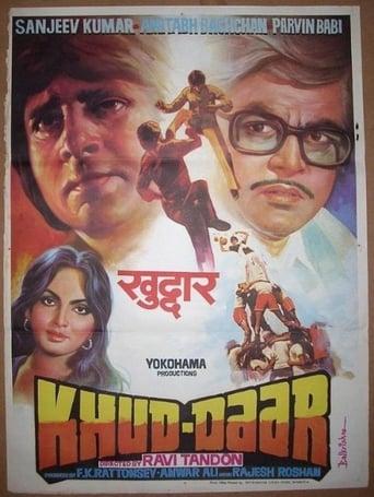 Poster of Khud-Daar
