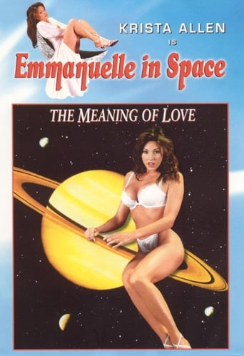Poster of Emmanuelle in Space 7: The Meaning of Love
