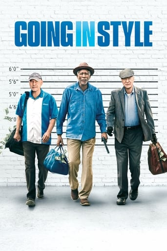 Poster of Going in Style