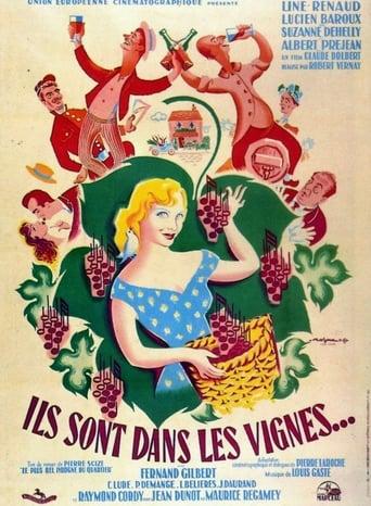 Poster of Ils sont dans les vignes