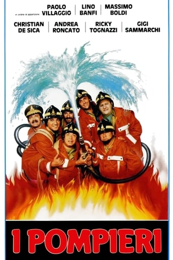 Poster of Firefighters