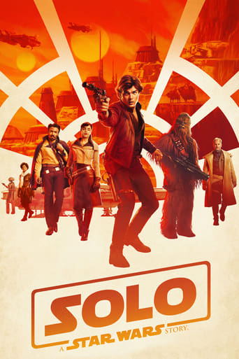 The Solo: A Star Wars Story (2018) movie poster image
