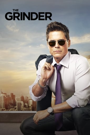 Poster of The Grinder
