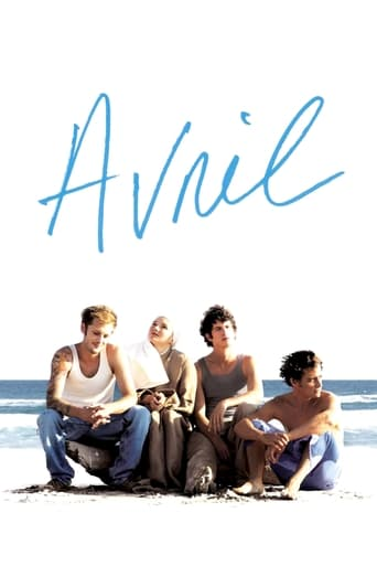 Poster of April in Love