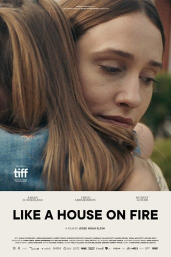Poster Like a House on Fire