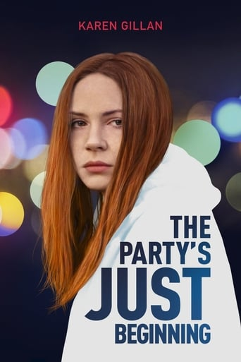 Poster of The Party's Just Beginning