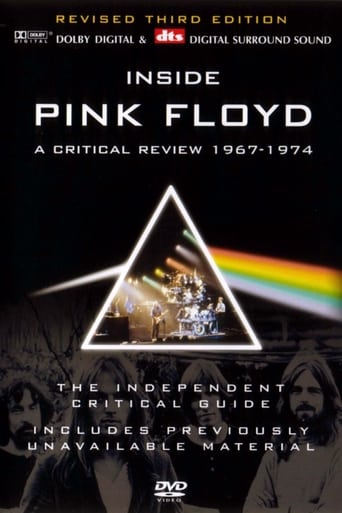 Pink Floyd: Inside Pink Floyd: A Critical Review 1975-1996