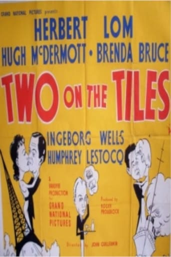 Poster of Two on the Tiles