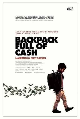 Poster of Backpack Full of Cash