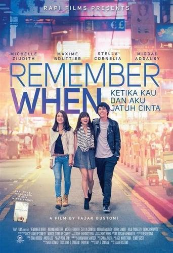 Poster of Remember When: Ketika Kau dan Aku Jatuh Cinta