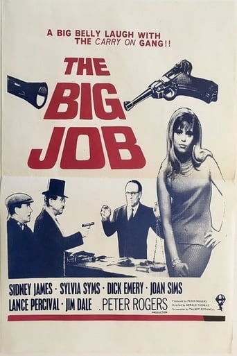 Poster of The Big Job