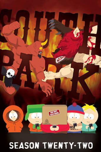 South Park 22ª Temporada - Poster
