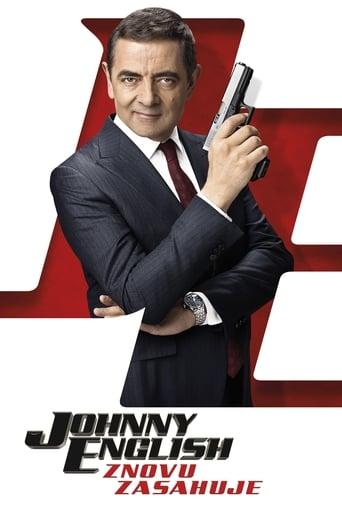 Poster of Johnny English znovu zasahuje