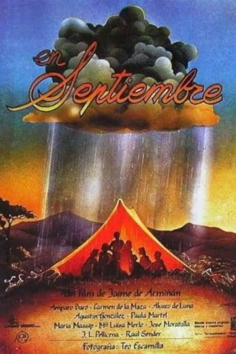 Poster of En Septiembre