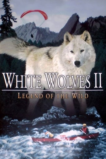 Poster of White Wolves II: Legend of the Wild
