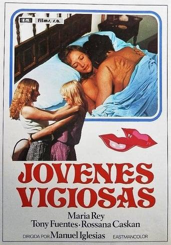 Poster of Jóvenes viciosas