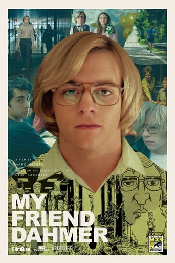 Poster of My Friend Dahmer