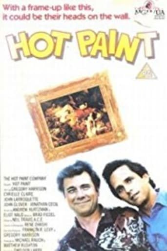 Poster of Hot Paint