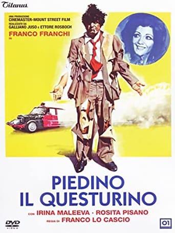 Poster of Piedino il questurino