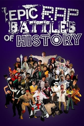 Poster of Epic Rap Battles of History