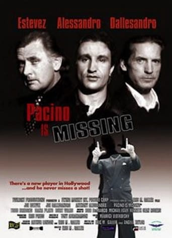 Poster of Pacino is Missing
