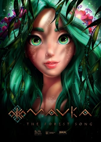 Mavka: The Forest Song Movie Poster