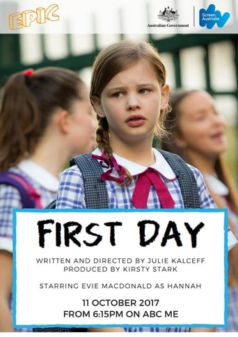 Poster of First Day