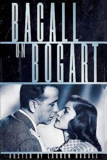 Poster of Bacall on Bogart
