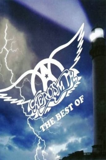 Poster of Aerosmith: The Best Of DVD 2