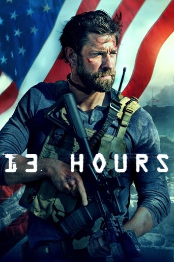Poster of 13 Hours: The Secret Soldiers of Benghazi