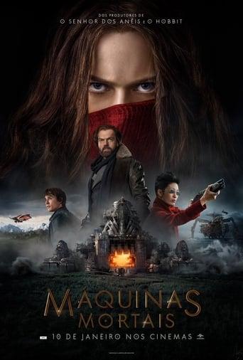 Máquinas Mortais - Poster