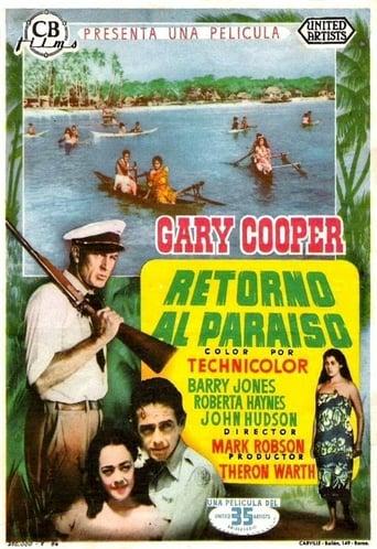 Poster of Retorno al Paraíso