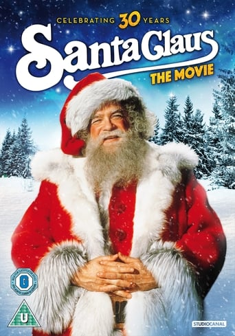 Poster of Santa Claus: The Making of the Movie