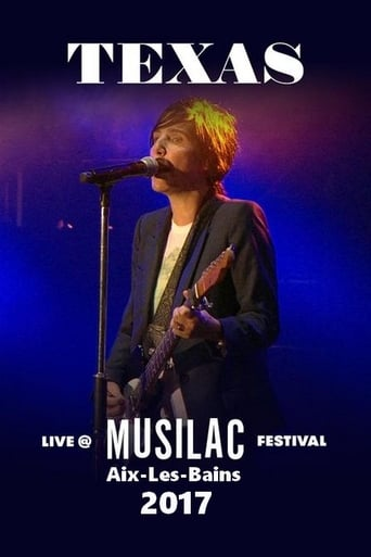 Watch Texas Live at Musilac Festival 2017 full online free