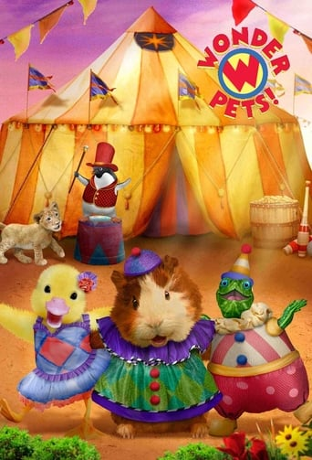 Poster of The Wonder Pets