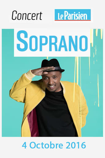Poster of Soprano - Live - Le Parisien - 2016