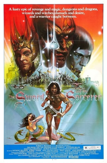 Poster of The Sword and the Sorcerer