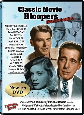 Poster of Classic Movie Bloopers: Uncensored