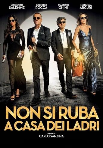 Poster of Non si ruba a casa dei ladri