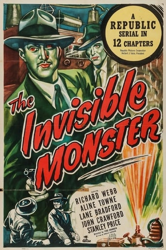 Poster of The Invisible Monster