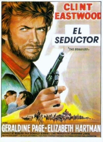 Poster of El seductor