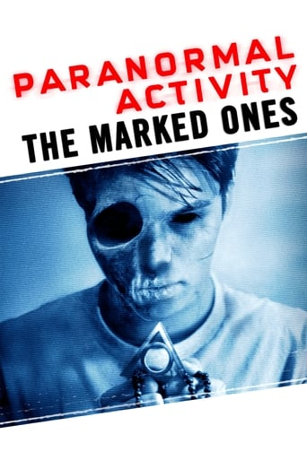Poster of Paranormal Activity: The Marked Ones
