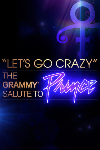 Poster of Let's Go Crazy: The Grammy Salute to Prince