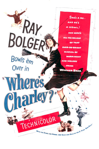 Poster of Where's Charley?
